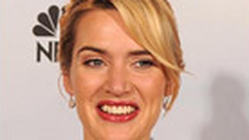 Golden Globes: Kate Winslet als strahlende Gewinnerin