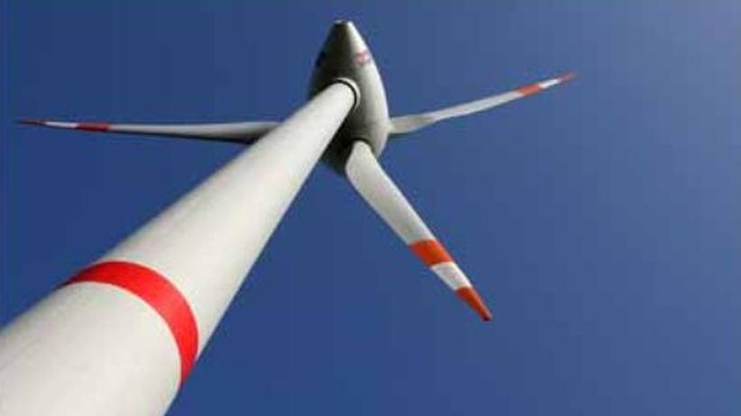 Energiepolitik: Hoffnungsträger Windrad