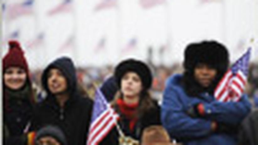 Obamas Amtsantritt : Das größte Fest in Washingtons Geschichte