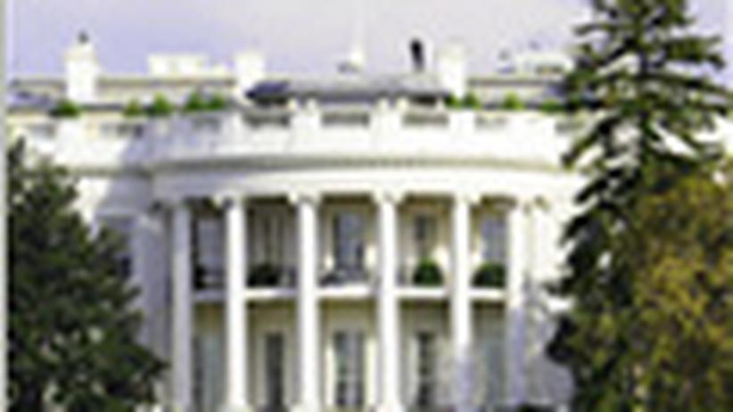 Das Weisse Haus: Das neue Zuhause der Obamas