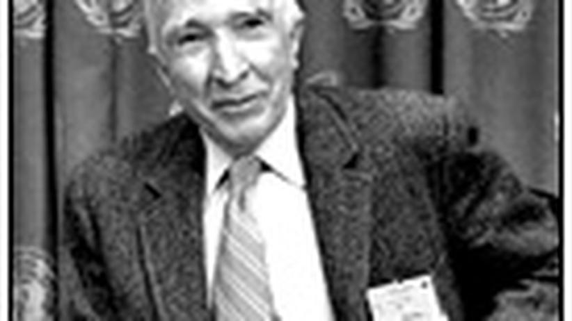 Zum Tod von John Updike: Gott weiß alles
