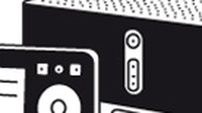 Technik Persönlich: Überallmusik