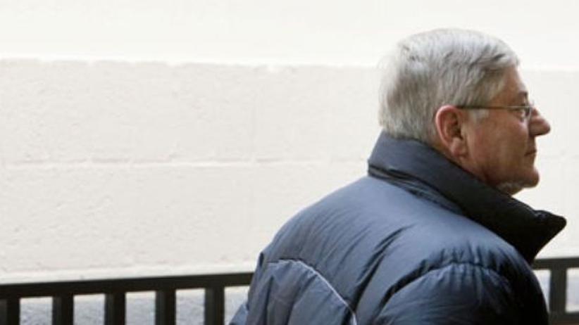 Justiz: Der dopingbelastete ehemalige DDR-Leichtathletik-Trainer Werner Goldmann