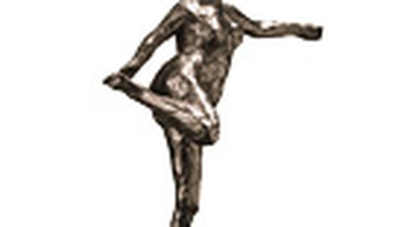 Kunst: Balance-Akte