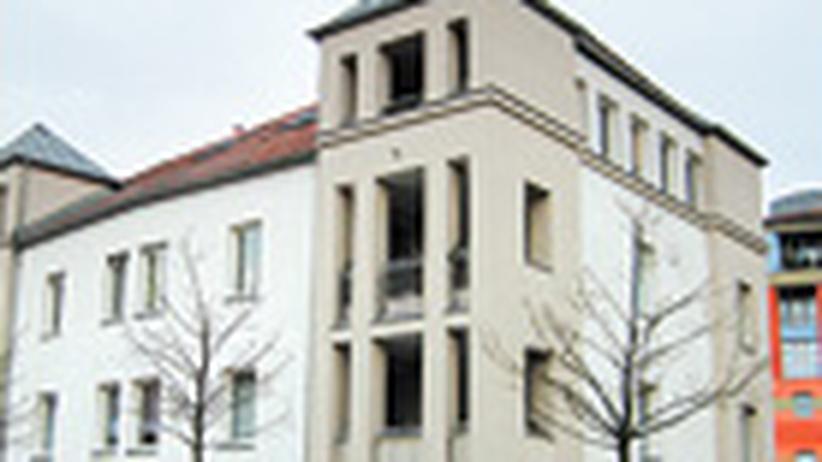 Architektur: Stellas Haus