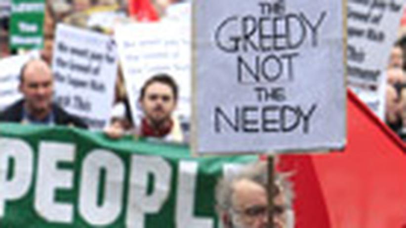 Irland: Wenn  Irland  kippt