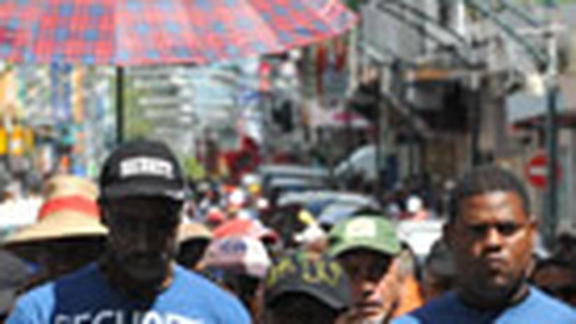 Karibik: Das rote Fieber der Revolte