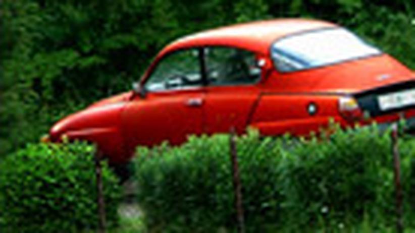 Nachruf auf ein Kultobjekt: Das Querdenker-Auto