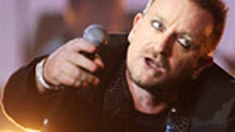 Das neue Album von U2: Mission Menschenfischen
