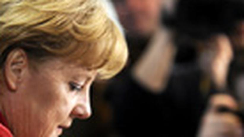 """CDU-Streit: """"Merkel hat mehrere Fehler gemacht"""""""