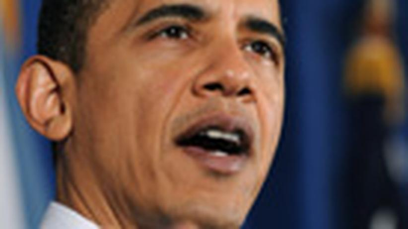 USA: Obamas Etat sozialdemokratisiert Amerika