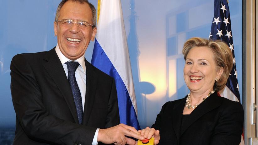 Beziehungen Russland-USA: Zurück auf Start!