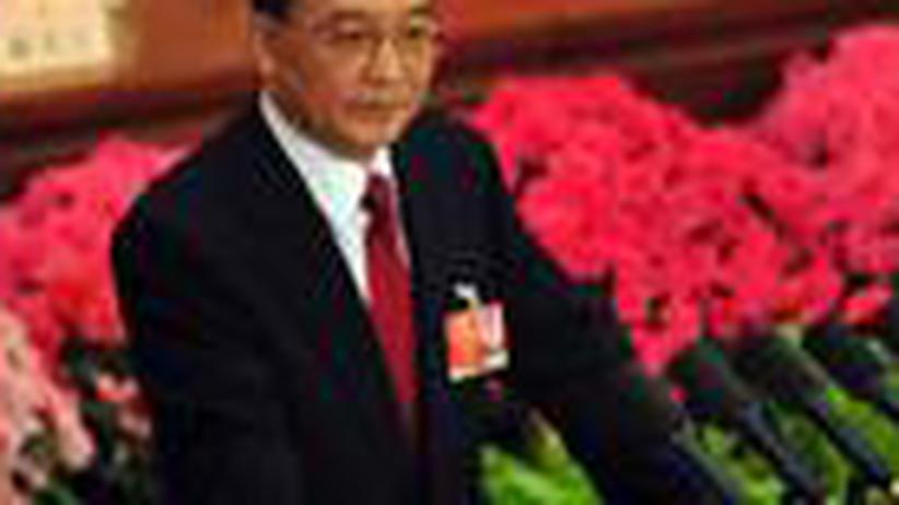 Volkskongress: China stellt Frieden mit Taiwan in Aussicht
