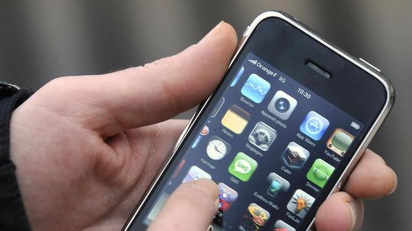 Datenschutz Mobilfunk Smartphones Datensicherheit