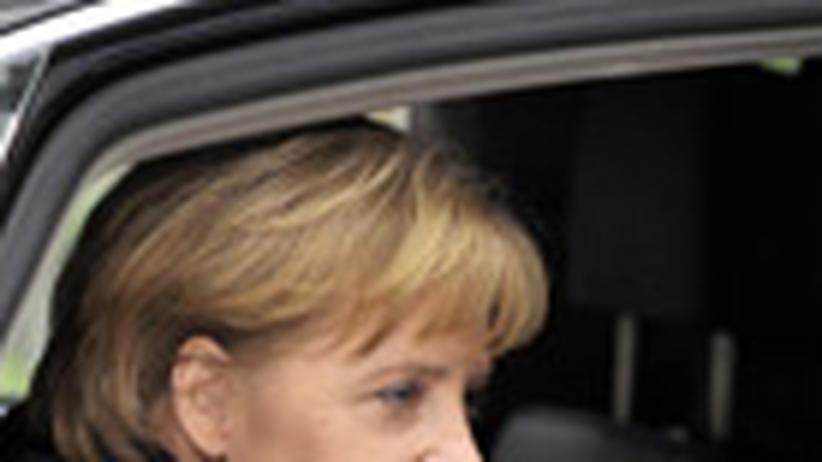 Bundestagswahl: Die Kanzlerin ist alarmiert