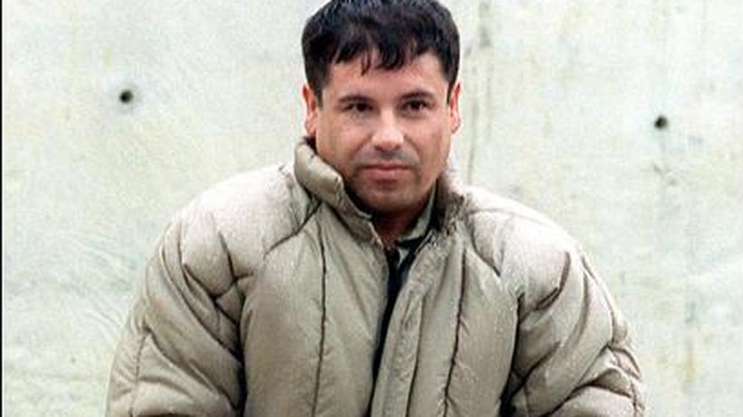 Mexiko: Joaquín Guzmán, alias El Chapo, soll über eine Milliarde US-Dollar mit dem Kokain-Handel verdient haben. Wie er heute aussieht, ist sein Geheimnis. Das Bild ist eine Aufnahme von 1993.