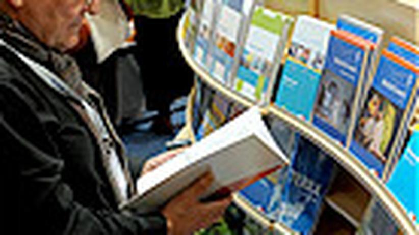Leipziger Buchmesse: Die Krise stand in Halle 3