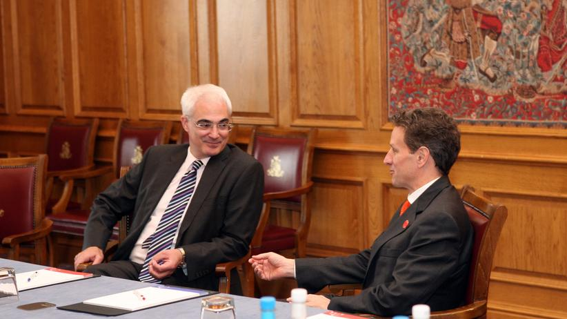 Finanzkrise: G20-Finanzminister wollen IWF mehr Geld zahlen
