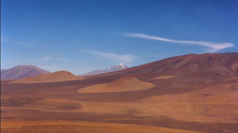 Argentinien: Mit dem Zug durch die Wolken