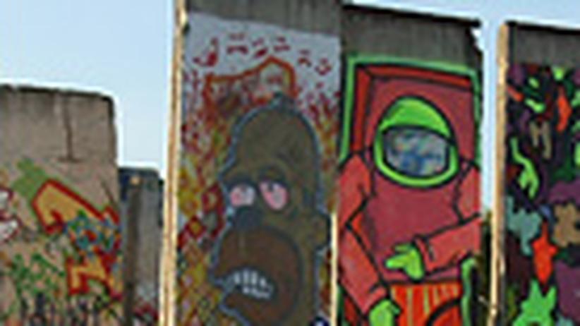 Mein Deutschland (Teil 1): Wie ich die Mauer öffnete