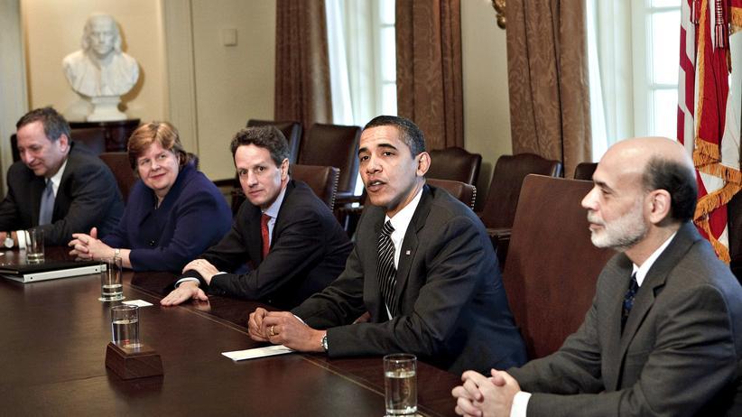 Weltfinanzgipfel: Obama will die Welt aus der Krise führen