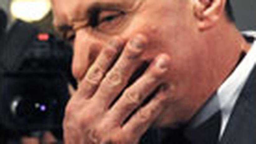 Regierungskrise Tschechien: Abgehalfterter Topolanek sitzt Europa vor