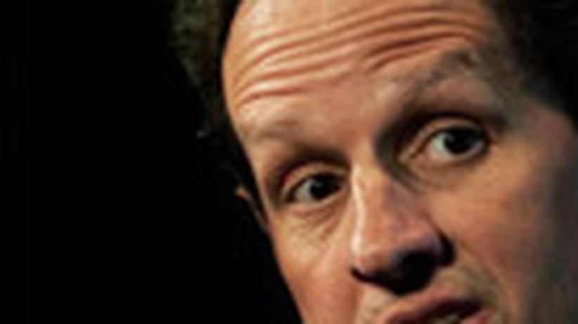 Finanzkrise: Geithner, der Giftdoktor