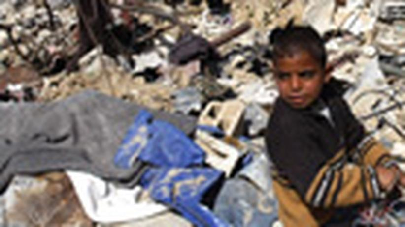 Gaza-Krieg: Hass und Frustration