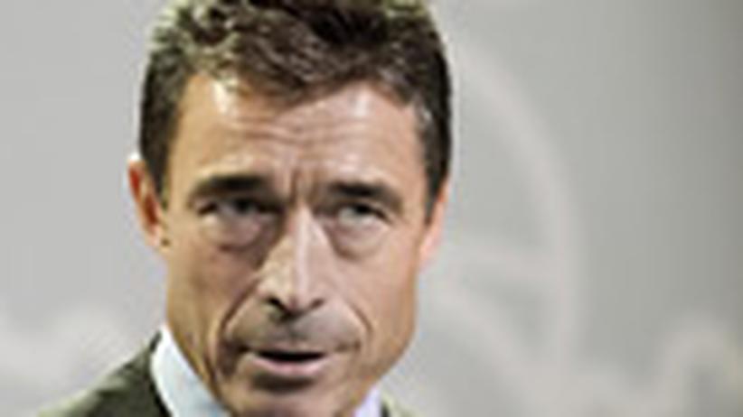 Nato: Rasmussen, der Muslim-Schreck