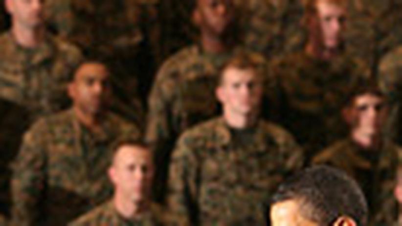 Afghanistan: Der Bush  in Obama