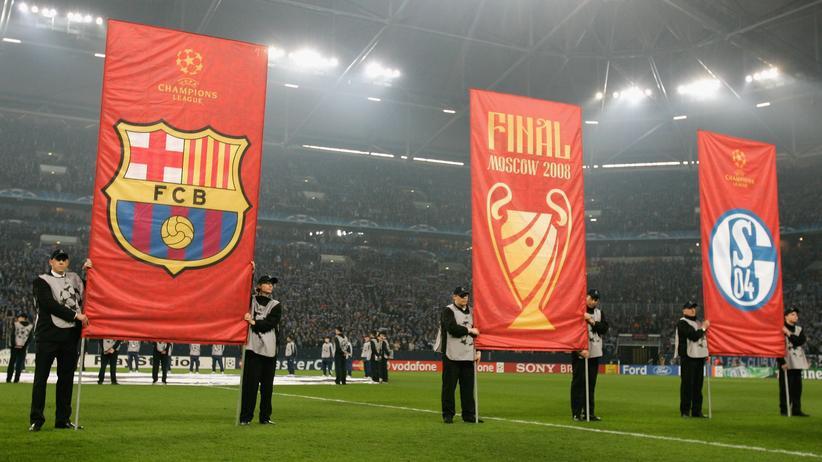 Champions League: Das Faszinosum FC Barcelona