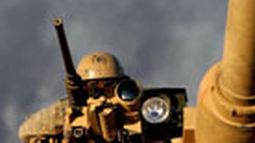 USA: Zwei heiße Kriege lassen Obamas Rüstungsausgaben steigen
