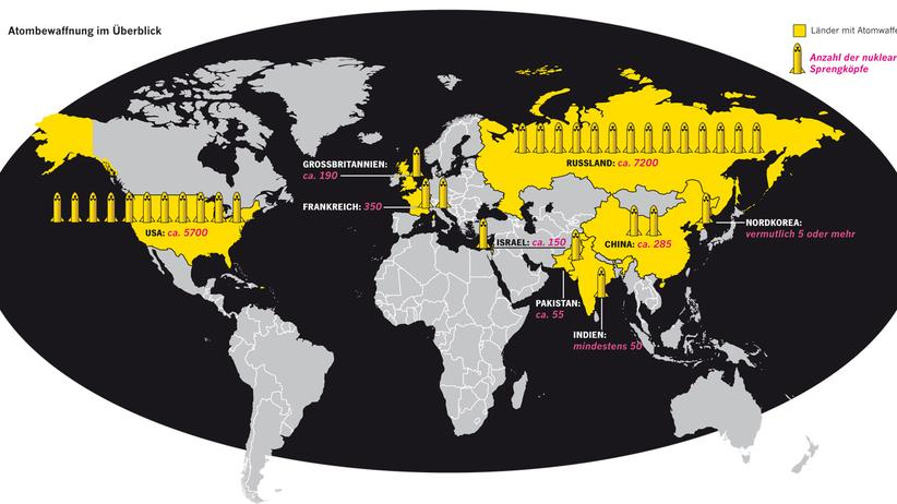 Abrüstung: Die globale Atomwaffen-Null