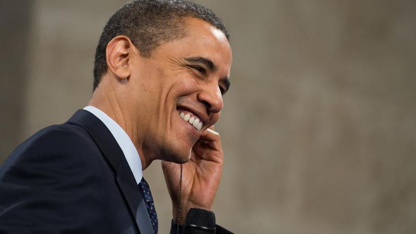 US-Präsident: Barack Obama - Rockstar unplugged