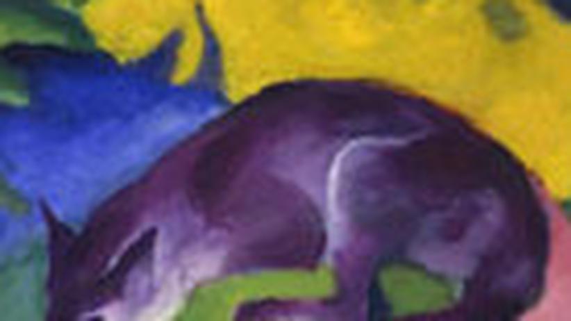 Kunst-Ausstellung: Das Wunder der farbigen Flächen