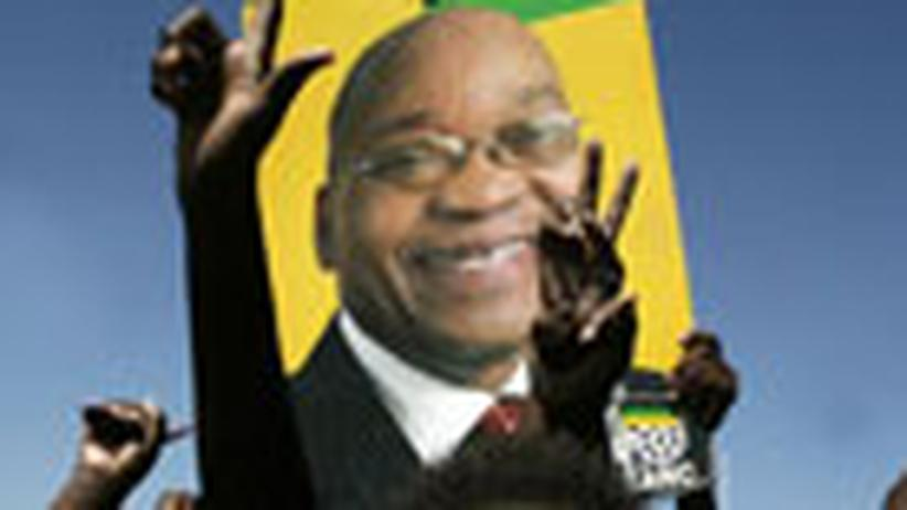 Demokratie: Wahl ohne Helden in Südafrika