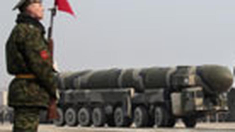 Abrüstung: Die Bombenlast