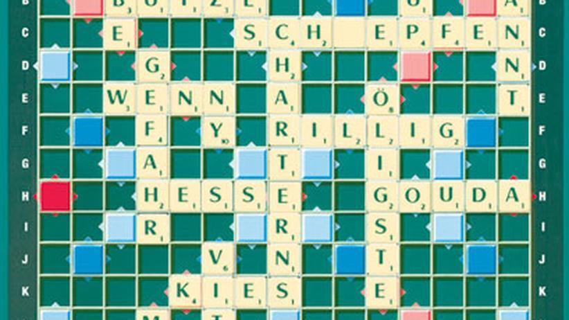 Spielen: Scrabble