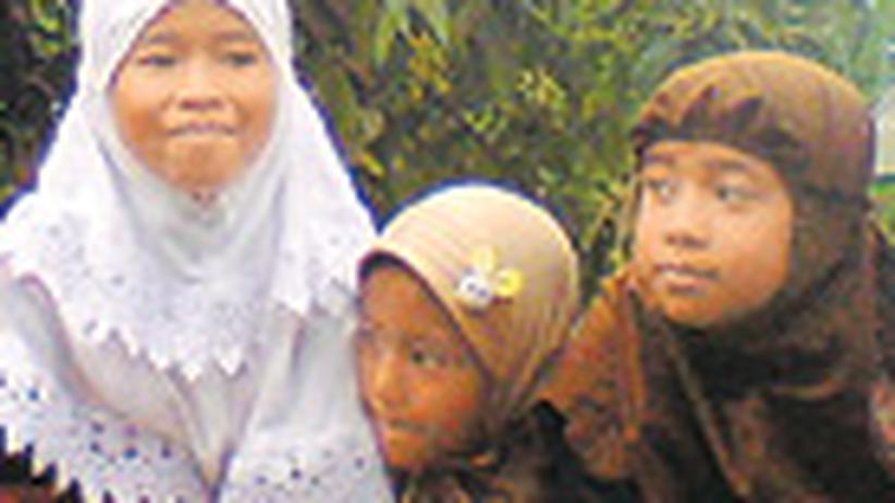 Islamisten proben die Scharia: Experiment mit Hieben