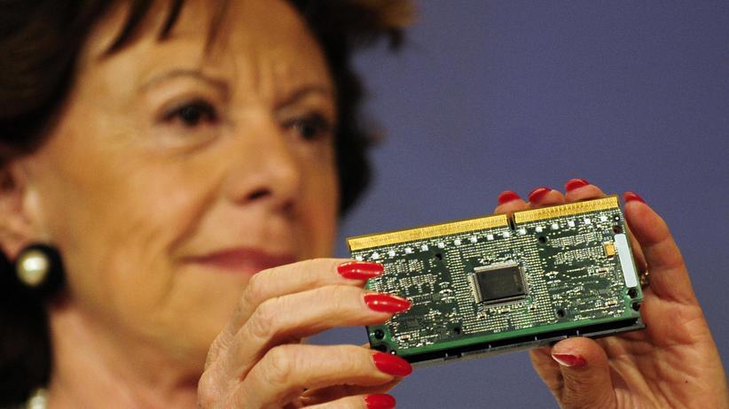 EU-Entscheidung: Intel muss Milliardenstrafe zahlen