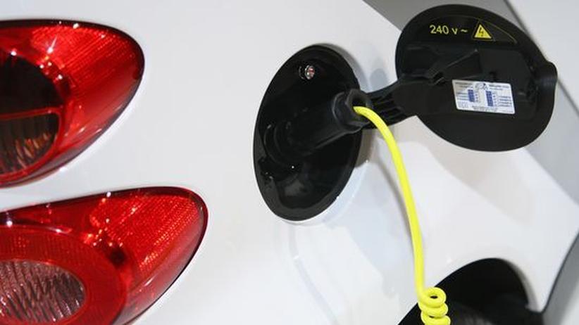 Elektroauto Kraftstoff