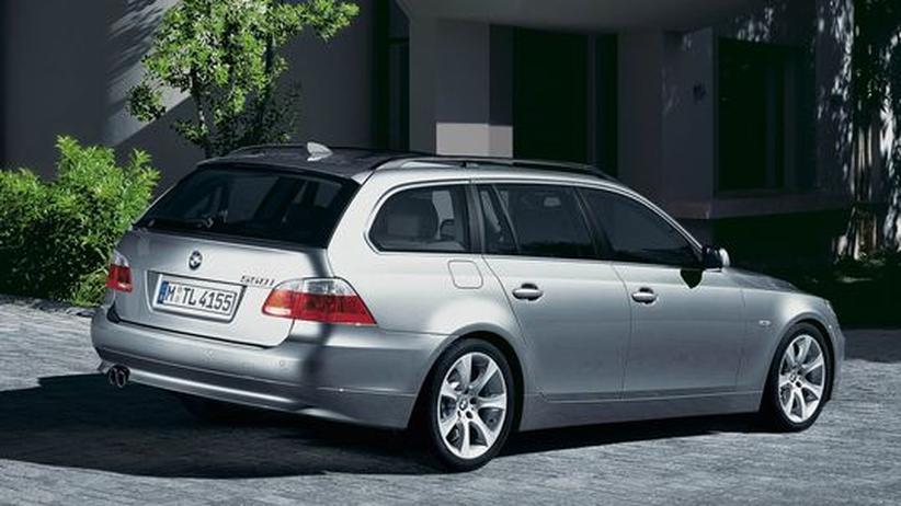 Der BMW 5er Touring