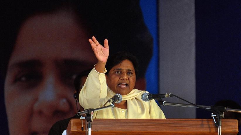 Indien: Die Frau aus dem Keller