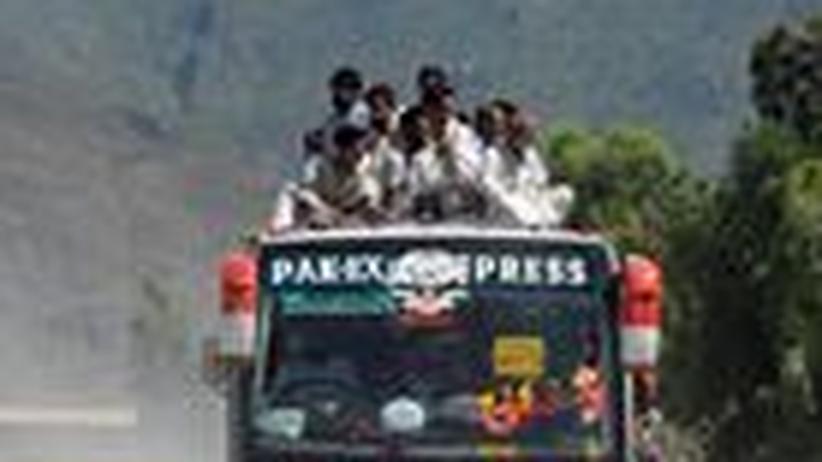 Pakistan: Obamas Flüchtlinge