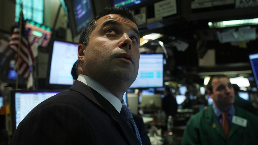 Konjunktur: Zarte Hoffnungszeichen an der Börse