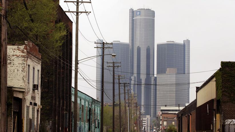 Autokrise: Das Wagnis einer GM-Insolvenz
