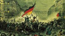 Im März 1848 erkämpften sich in Berlin die Menschen ihre  Grundrechte