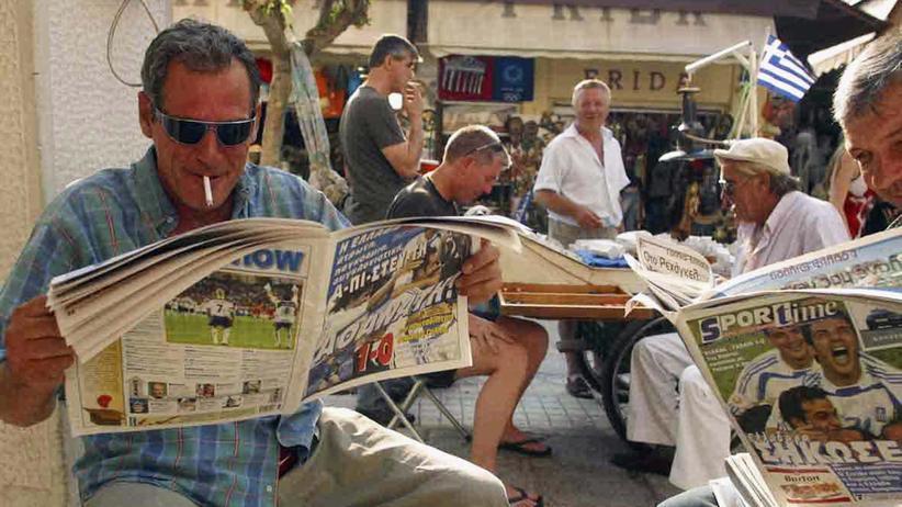 Zeitungskrise: In der Dämmerung des Gutenberg-Zeitalters