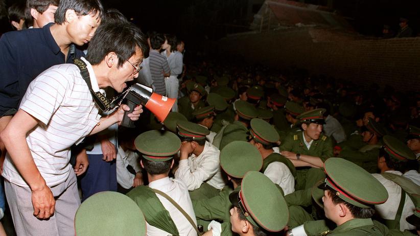 Tiananmen: Chinas zensierte Trauer