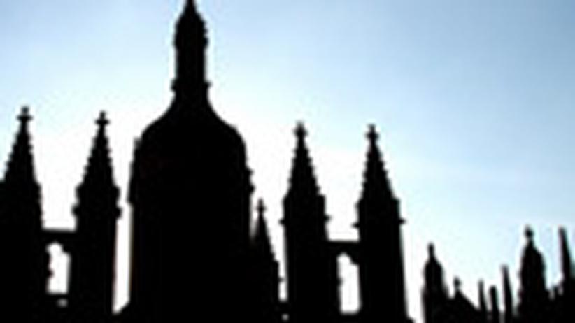 """Universität Cambridge: """"Schönheit ist wichtig"""""""